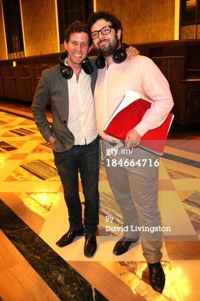 Yuval Sharon & Christopher Cerrone