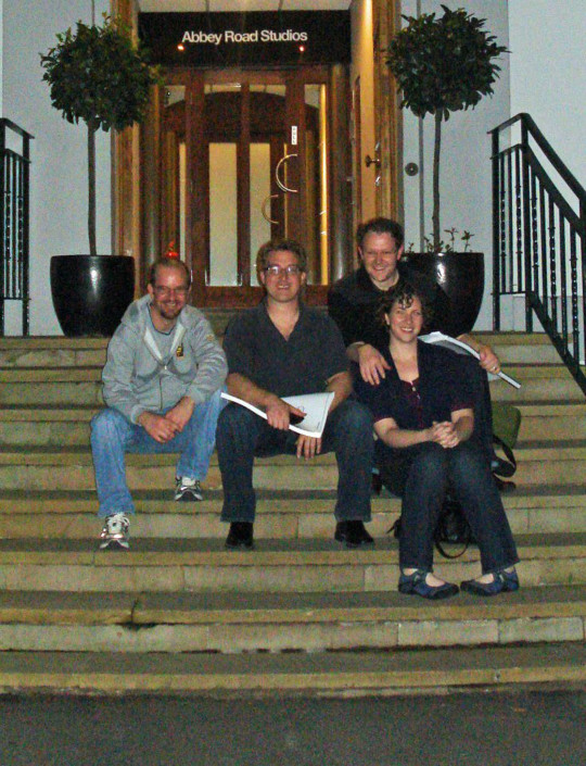 Steps of Abbey road 2
